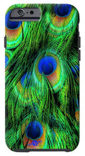 Peacock Or Flower 2 - Phone Case