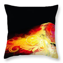 Phoenix - Throw Pillow
