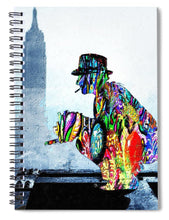 Photographer - Spiral Notebook