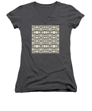 Pillars  - Women's V-Neck (Athletic Fit)