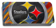 Pittsburgh Steelers Football - Portable Battery Charger