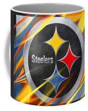 Pittsburgh Steelers Football - Mug