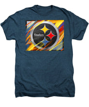 Pittsburgh Steelers Football - Men's Premium T-Shirt