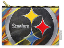 Pittsburgh Steelers Football - Carry-All Pouch