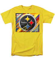 Pittsburgh Steelers Football - Men's T-Shirt  (Regular Fit)