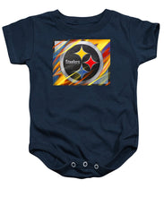 Pittsburgh Steelers Football - Baby Onesie