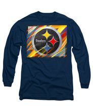 Pittsburgh Steelers Football - Long Sleeve T-Shirt