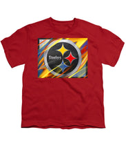 Pittsburgh Steelers Football - Youth T-Shirt