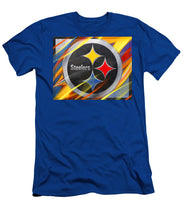 Pittsburgh Steelers Football - Men's T-Shirt (Athletic Fit)