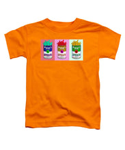Popeye Warhol 1 - Toddler T-Shirt