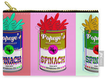 Popeye Warhol 1 - Carry-All Pouch