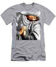 Pray - Men's T-Shirt (Athletic Fit)