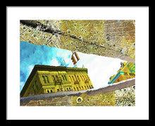 Puddle - Framed Print