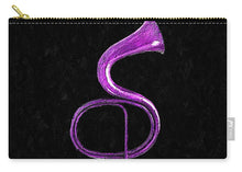 Purple Italian Basso - Carry-All Pouch