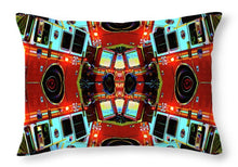 Red Cross - Throw Pillow