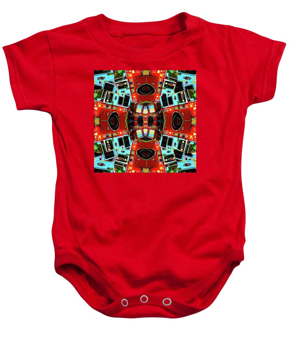 Red Cross - Baby Onesie