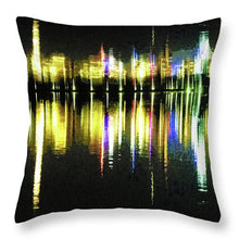 Reservoir - Throw Pillow