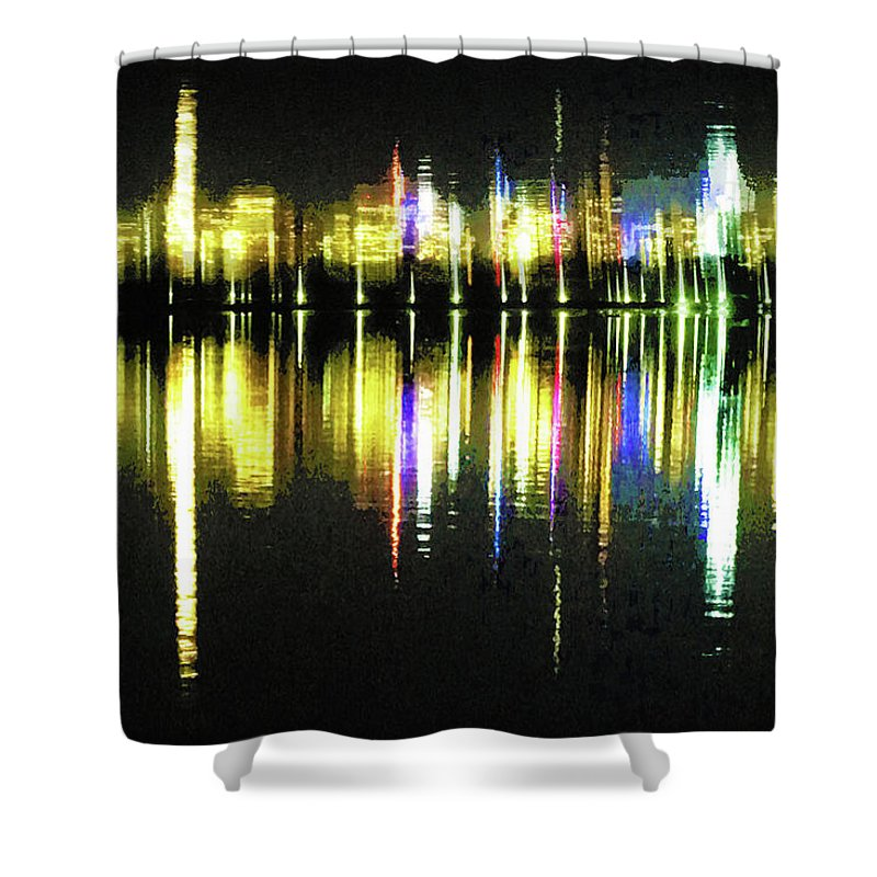 Reservoir - Shower Curtain
