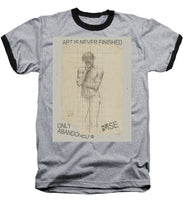 Rise Abandoned                                                           - Baseball T-Shirt