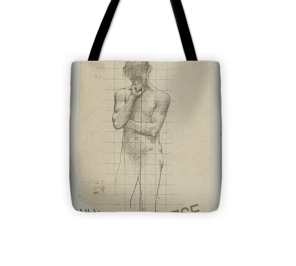 Rise Abandoned                                                           - Tote Bag