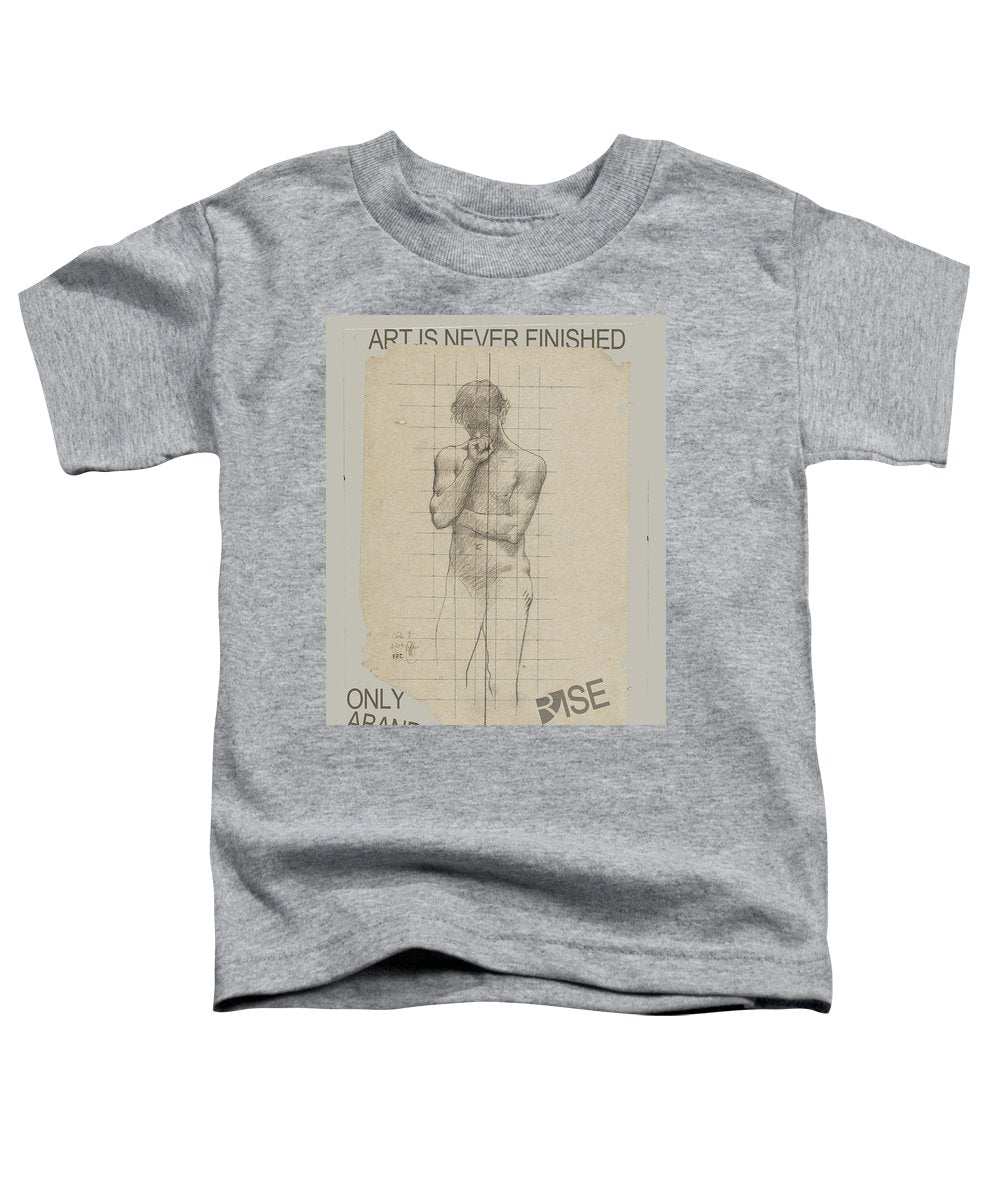 Rise Abandoned                                                           - Toddler T-Shirt