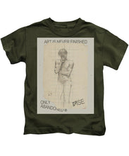 Rise Abandoned                                                           - Kids T-Shirt