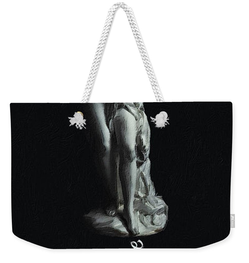 Rise Art Is A She - Weekender Tote Bag