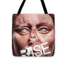 Rise Art Is Beautiful - Tote Bag