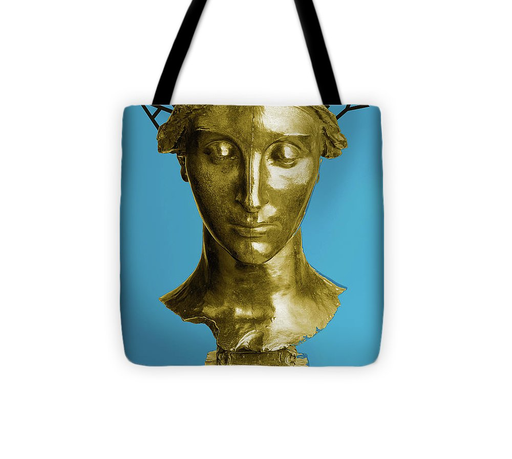 Rise Art Is Ugly - Tote Bag