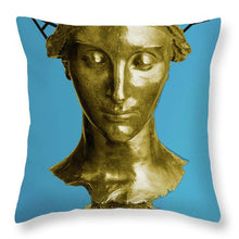 Rise Art Is Ugly - Throw Pillow