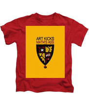 Rise Art Kicks Ass - Kids T-Shirt
