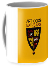 Rise Art Kicks Ass - Mug
