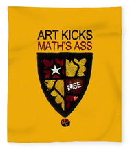 Rise Art Kicks Ass - Blanket