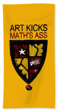 Rise Art Kicks Ass - Bath Towel