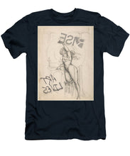 Rise Art Lives - Men's T-Shirt (Athletic Fit)