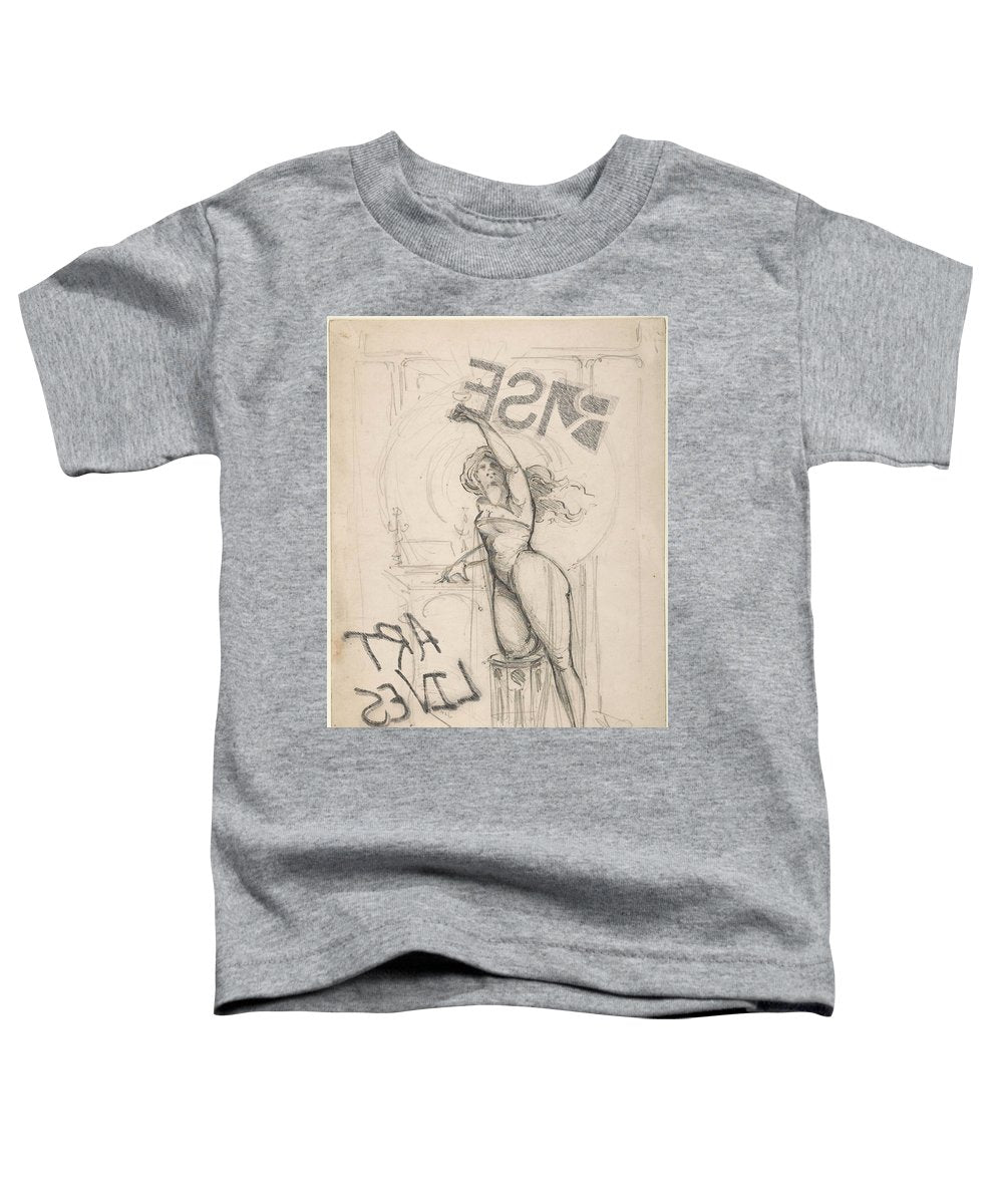 Rise Art Lives - Toddler T-Shirt