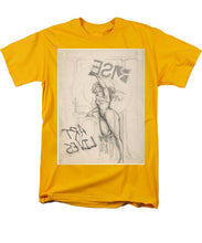 Rise Art Lives - Men's T-Shirt  (Regular Fit)