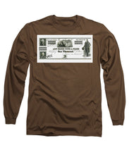 Rise Art Price - Long Sleeve T-Shirt
