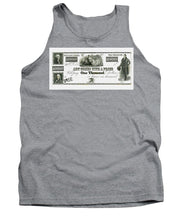 Rise Art Price - Tank Top