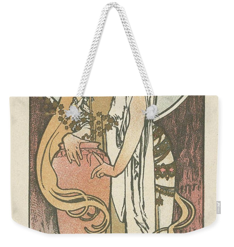 Rise Art Wants You                                                       - Weekender Tote Bag
