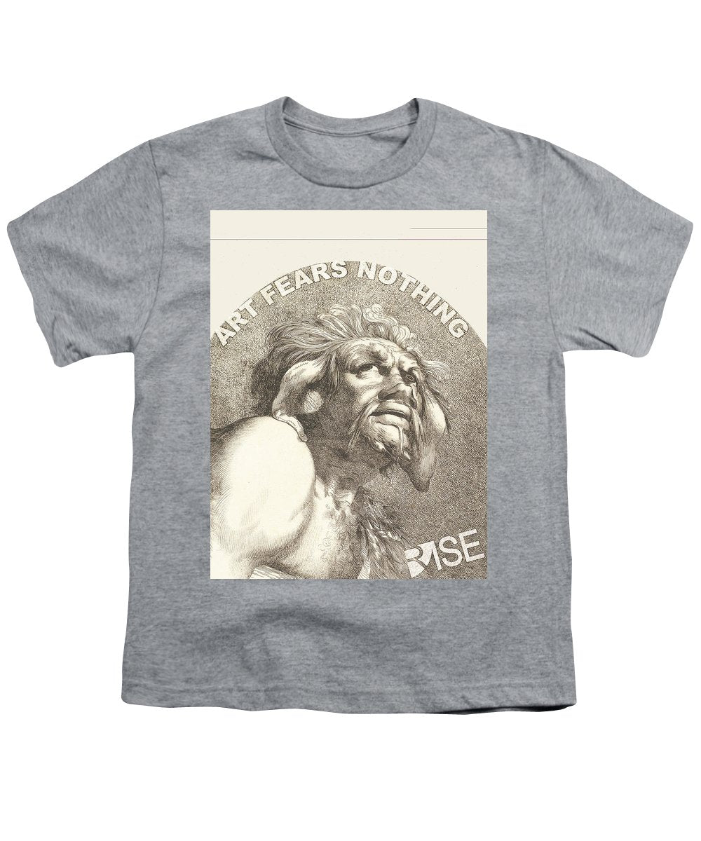 Rise Fear Nothing - Youth T-Shirt