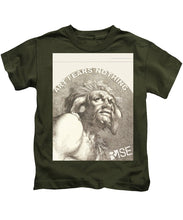 Rise Fear Nothing - Kids T-Shirt