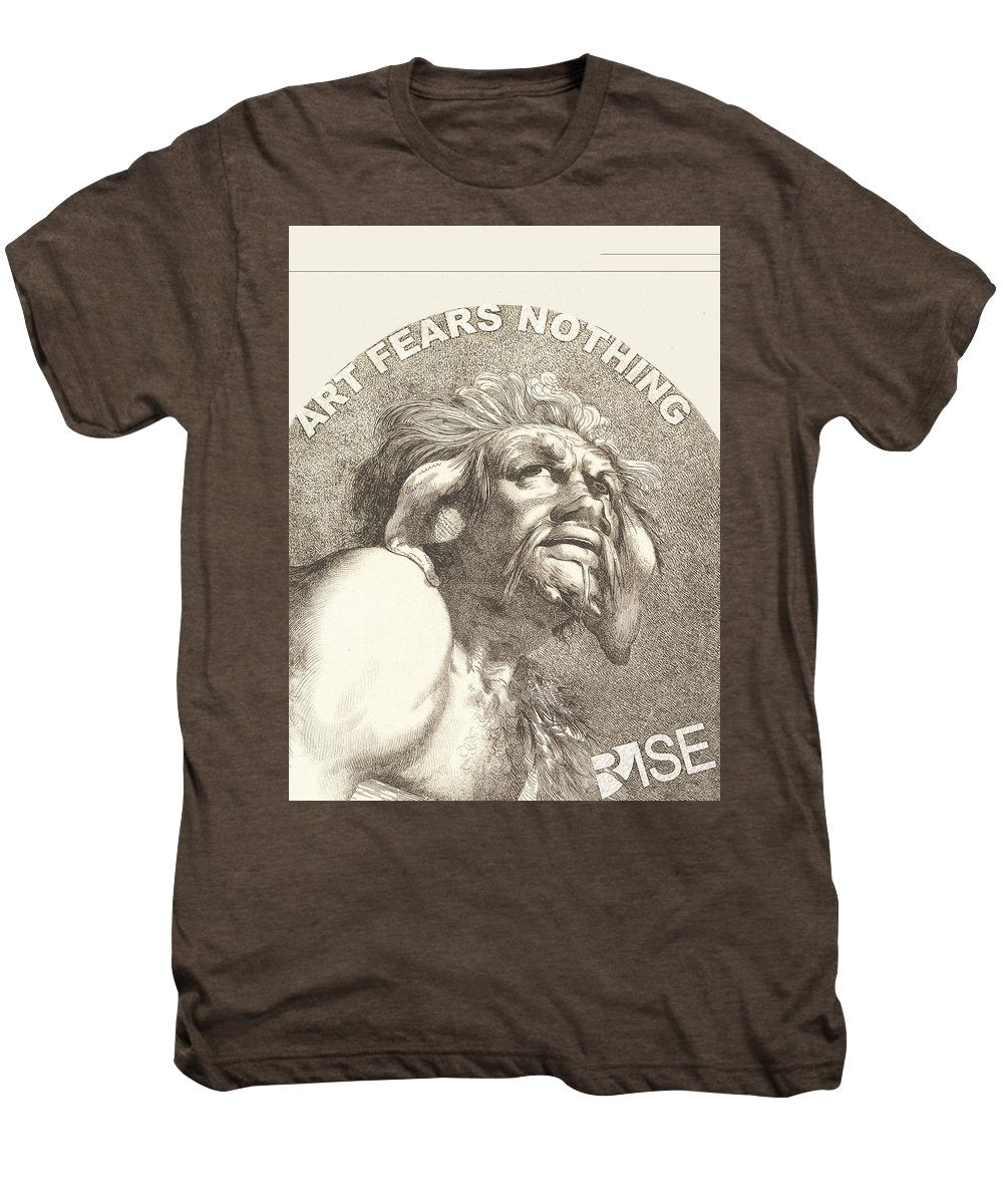 Rise Fear Nothing - Men's Premium T-Shirt