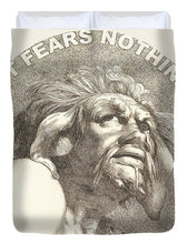 Rise Fear Nothing - Duvet Cover