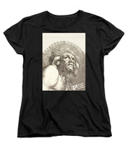 Rise Fear Nothing - Women's T-Shirt (Standard Fit)