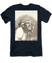 Rise Fear Nothing - Men's T-Shirt (Athletic Fit)