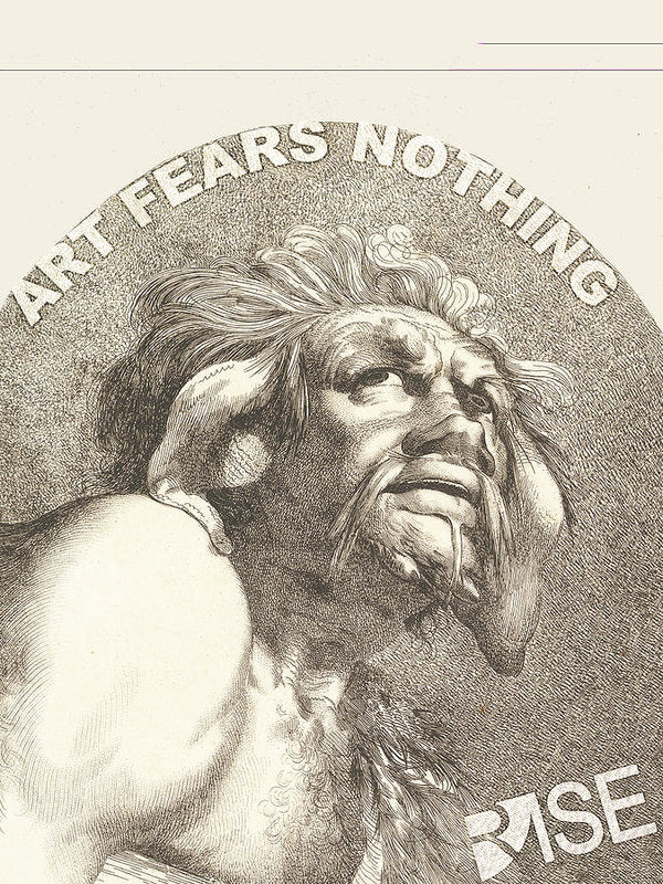 Rise Fear Nothing - Art Print
