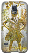 Rise Fearless Girl - Phone Case
