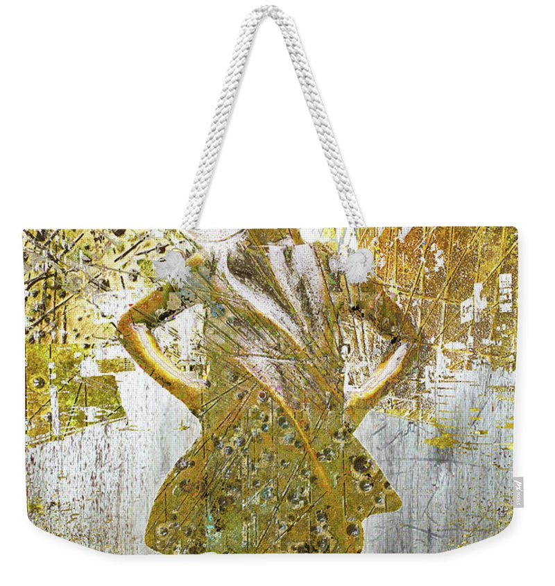 Rise Fearless Girl - Weekender Tote Bag