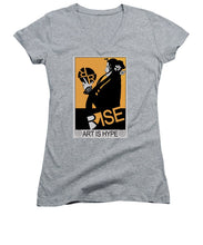 Rise Hype - Women's V-Neck (Athletic Fit)